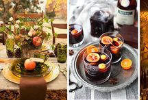 Autumn Wedding /  Wedding styling