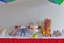 first birthday party ideas Bella / by Erica Chaves Blaney