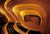 Architecture | Theaters + Amphitheaters