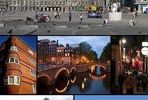 Viajar Países Bajos Amsterdam