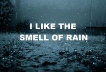 Rain  / by Kimmy Oishii