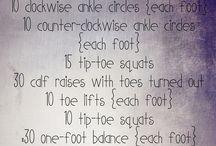 ballet exercises