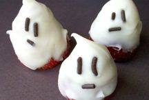 Healthy Halloween Food Ideas / Want to fuel your little ones with healthy choices for Halloween?