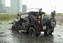 Jeep @ 4×4 Off Road