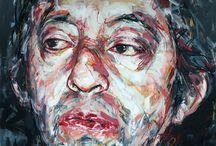 Serge Gainsbourg  / 200 x 200