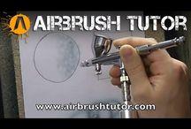 Airbrush Tutorials