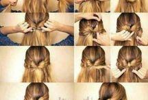 Lányoknak frizura