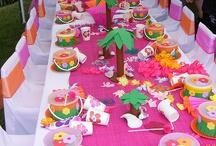 luau party #9