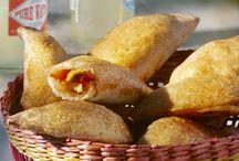 Braziliaanse gerechten en kleine hapjes