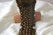 sissi frizurák