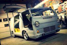 Car and van