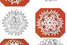 Crochet Ideas  / by Amanda K Burczyk
