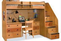 Bedroom for kids