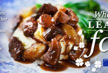 Irish Beef Recipes / Brillant Beef recipes made with Irish beef