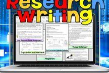 Research 3rd-12th Grade