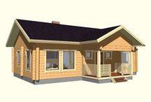 IKIHIRSI Maison en bois H1-88