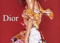 Dior ad campaign SS 2003