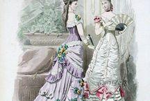 modelos victorianos