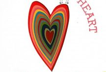 Writing Workshop: Heart Maps