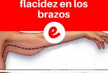 brazos firmes son flacidez