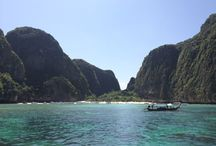Phi Phi Krabi Thailand / Phi Phi and surrounding islands