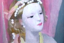 Marie Laurencin / Soft feminine art