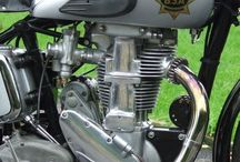 Engine / Motorcycle