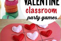 Friendship Valentines Party