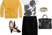 FASHION: Work Fashion / by Feli
