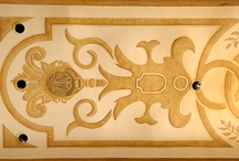 Artistic Finishes / In the past sixteen years we have worked on hundreds upon hundreds of projects.  This is a small compilation of some of the decorative art we have produced.