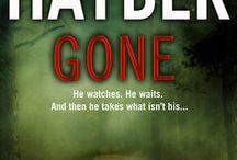 Mystery/ crime fiction books
