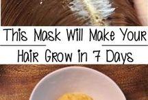 Hair Growth Ideas