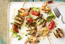 seafood recipes / by Jamie Tobias