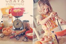 Baking shoot