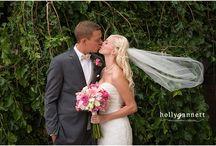 Weddings - my work { Holly gannett photography + design  / Wedding photography  / by Holly Gannett