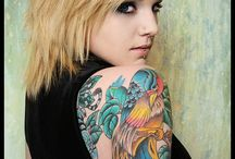 Tattoo / by Carin Miller