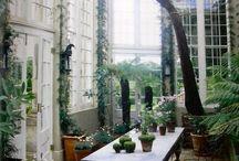 Jardins e Espaços abertos