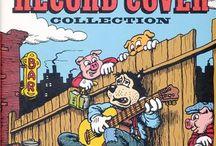 Robert Crunb cd covers