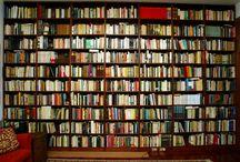 """Bibliotecas que molan :) / """"Siempre imaginé que el paraíso sería algún tipo de biblioteca"""" Jorge Luis Borges"""