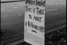 Homeless / by Lola Bennion