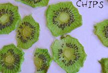 Tørre frugt