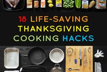 Thanksgiving Goodies / Whether you're entertaining for your whole extended family or just a few, we have the perfect ideas for meal prep, sweet treats, and forever favorites. / by Initials, Inc