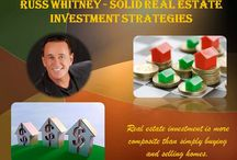 Russ Whitney- Solid Real Estate Investment Strategies / Real estate investment is more composite than simply buying and selling homes.