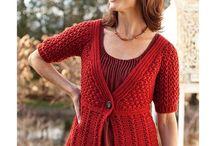 Crochet- Sweaters