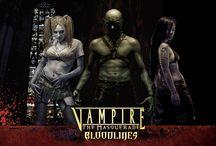 Vampire Nightclub / Goth club fashion