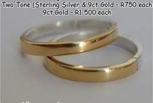 ETERNITY & SIDE BANDS / Spruce up your ring with an eternity or side band