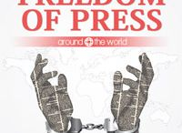 Free press - do we have it today? / Why did #Egypt jail Al Jazeera's journalists? Why #Mexico is a dangerous place for journalists? A look back at the biggest controversies in the history of journalism from Around The World