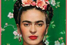 Frida Kahlo / resim,tablo,fotoğraf
