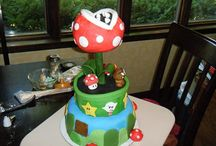Cake ideas for Linda! / by Pam Christopherson