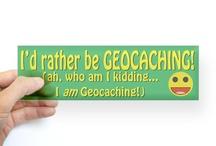 Geocache Ontario!